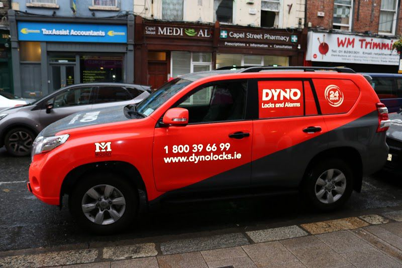 Dyno Glazing Dublin are a sister company of Dyno Locks